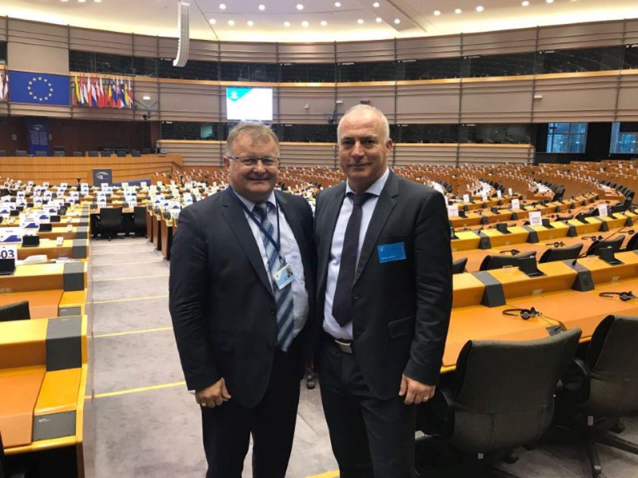 Župan Goran Pauk na međunarodnoj konferenciji o komunalnom gospodarstvu predstavio projekt Bikarac