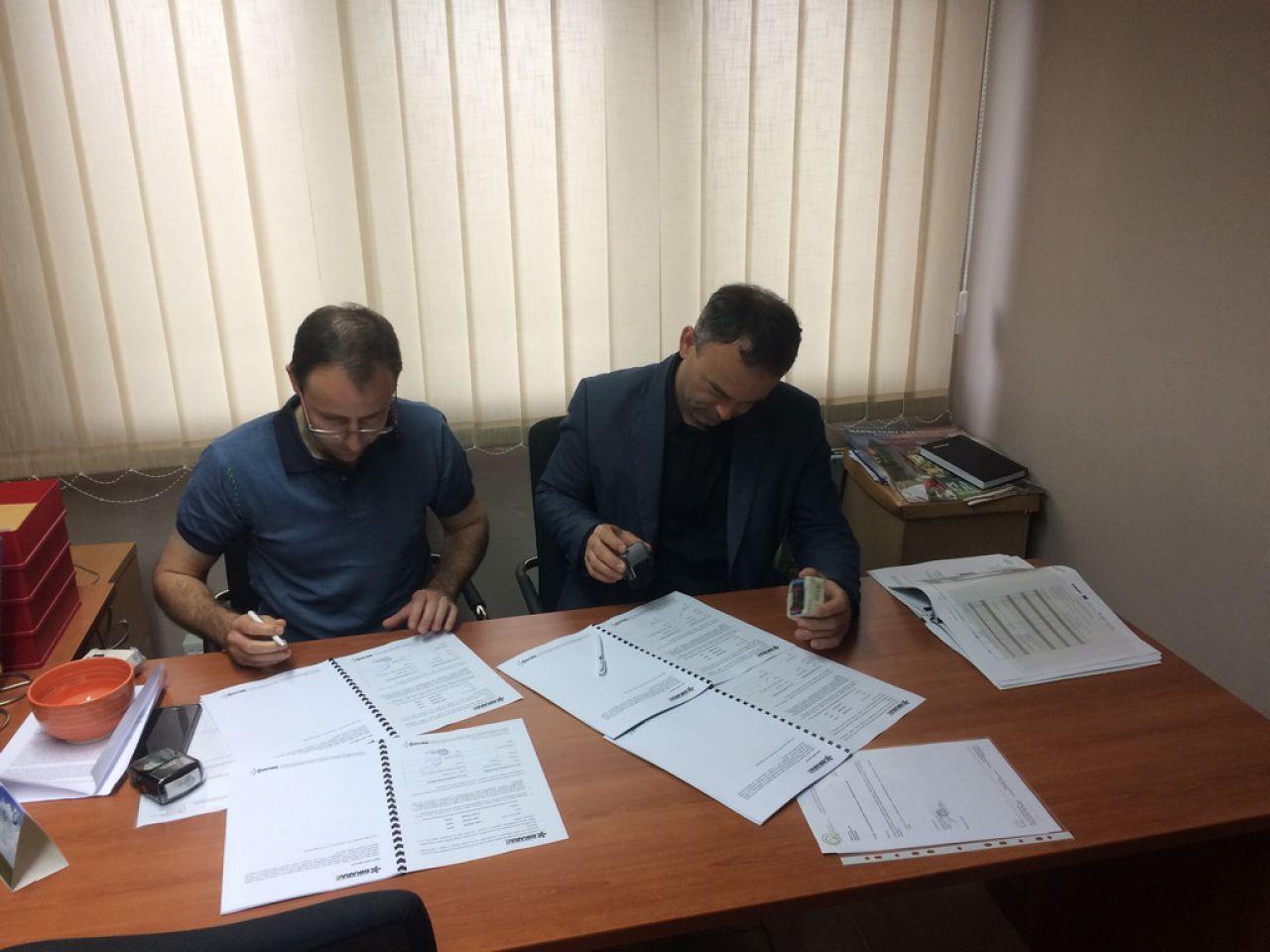 U Bikarcu potpisan ugovor za Usluge tehničke pomoći